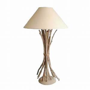 Lampes Bois Flotté : tuto comment fabriquer sa lampe en bois flott ~ Melissatoandfro.com Idées de Décoration