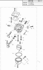 F4f5 Carburetor Parts
