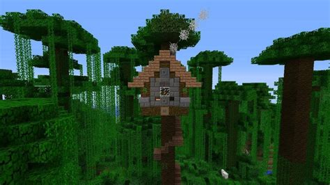 Minecraft Tree House Auctions Best House Design