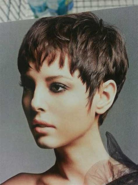 Best Pixie Hairstyles by 30 Best Pixie Hairstyles Hairstyles 2017 2018