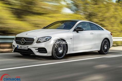 Gambar Mobil Gambar Mobilmercedes B Class by Harga Mercedes E300 Coupe 2017 Tetap Andalkan