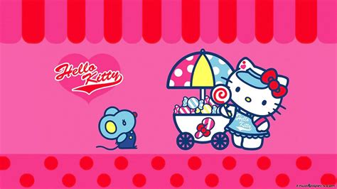Hello Kitty Wallpapers Hd (43 Wallpapers) Adorable