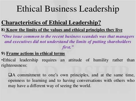 term project ethics ethical business leadership  fall