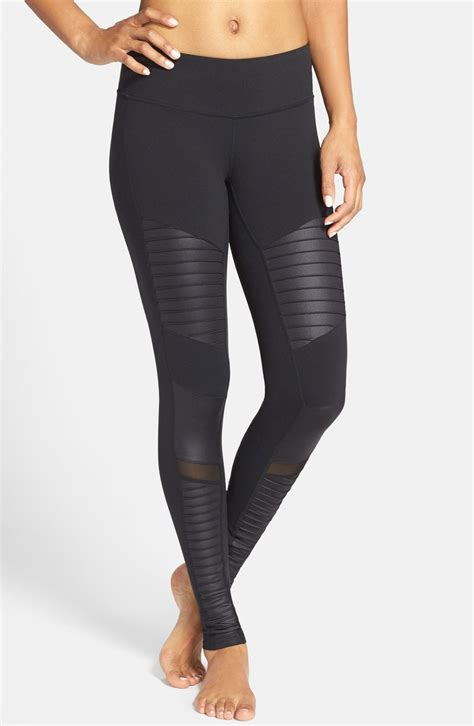 leggings moto alo yoga hailey baldwin taylor swift hadid bella amazing these teen leather pair yourself while still re they
