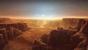Mars desktop background – Backgrounds4K