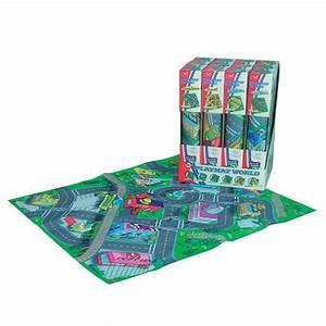 Tapis Enfant Route : majorette tapis de jeu 80x70cm tapis de voiture auto tapis ~ Teatrodelosmanantiales.com Idées de Décoration