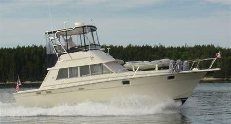 silverton convertible power boat  sale www