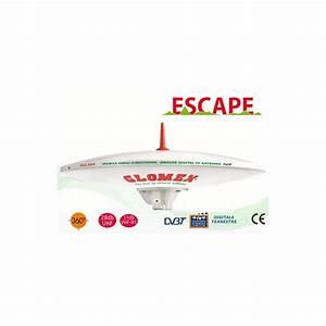Antenne Pour Tnt : escape antenne tv tnt omnidirectionnelle pour campingcar ~ Premium-room.com Idées de Décoration