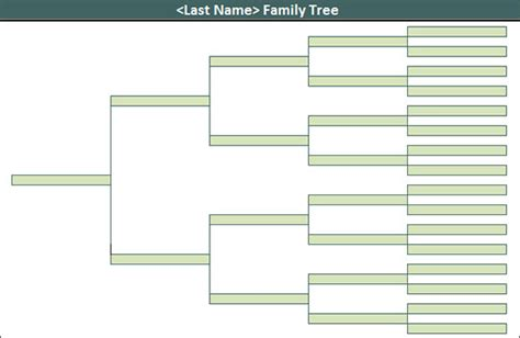 family tree template word business mentor