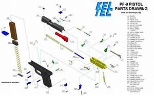 Kel Tec Pf9 Parts Diagram