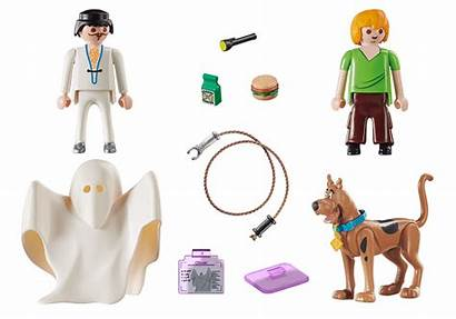 Scooby Doo Shaggy Playmobil Ghost Zoom