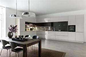 Küche In L Form : warendorf markante form und praktische nische mit dieser k che verleiht warendorf der ~ Bigdaddyawards.com Haus und Dekorationen