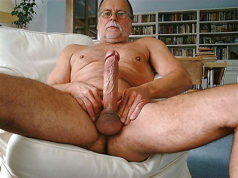 Older Men Legs Wide And Horny