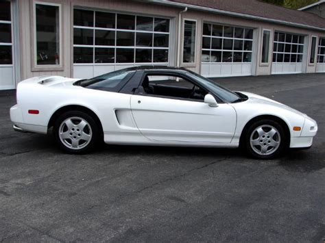 super clean 1992 acura nsx in grand prix white rare cars
