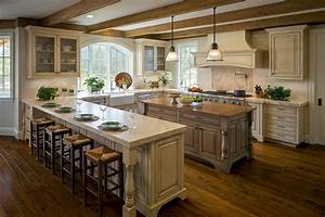 35, Exceptional, French, Country, Kitchen, Design, Ideas