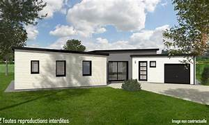 construction maison collection bois idee n10 With idee de maison a construire