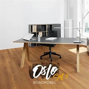 Büromöbel Online Kaufen : b rom bel oslo von reinhard online kaufen ~ Indierocktalk.com Haus und Dekorationen
