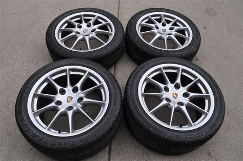 porsche bbs wheels 17 quot oem porsche 996 911 10 spoke bbs wheels 996 993 964
