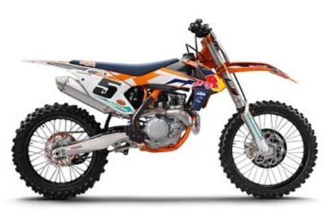 ktm releases    sx  factory edition models