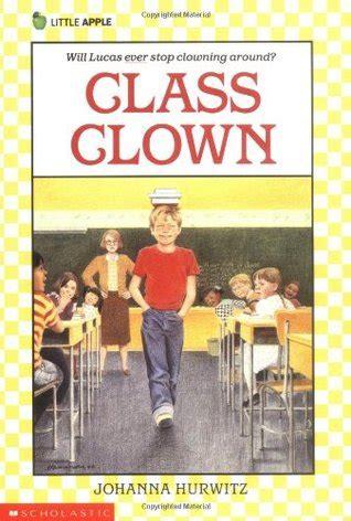 class clown  johanna hurwitz reviews discussion