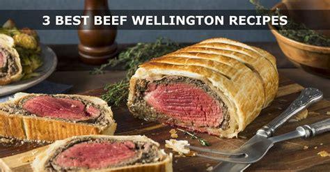 wellington beef fillet recipe galloway recipethis fryer air recipes meat welington pork blackface airfryer