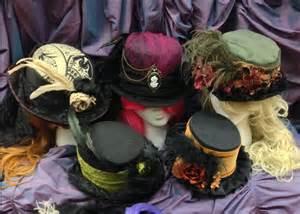 Victorian Ladies Steampunk Hat