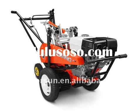 Italian Electricity Handpush Sod Cutter Lawn Machines