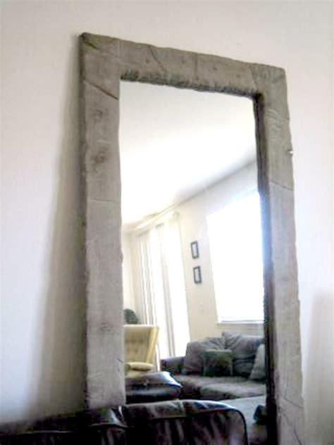woodworking plans  standing mirror woodworking