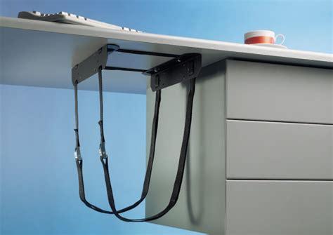 cpu holder desk mount nz desk pc cpu 42 holder straps mount bracket new ebay
