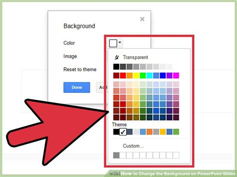 how to change powerpoint template how to change the background on powerpoint slides 15 steps