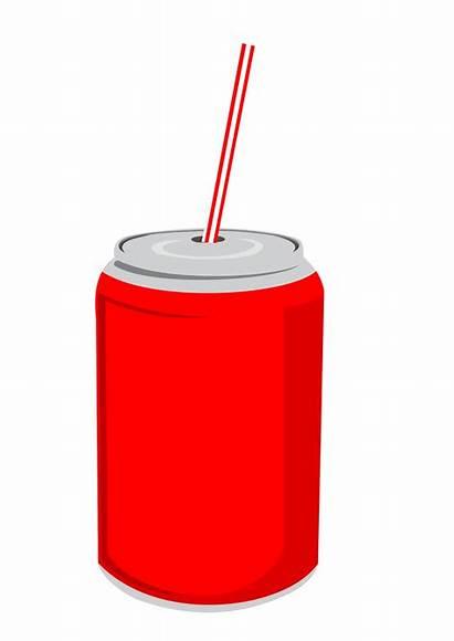 Soda Clipart Straw Vector Transparent Central Cinema