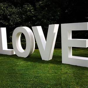 hire solid letters wedding planners melbourne With big yard letters