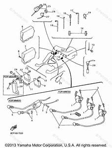 Wire Schematic Ski Doo