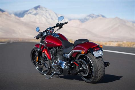 Harley Davidson Breakout Image by 2014 Harley Davidson Softail Breakout Special Edition