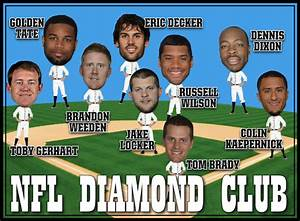 Baseball Players Turned NFL Stars | STACK