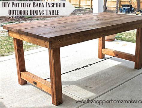 make kitchen table diy farmhouse table diy your home diy farmhouse table
