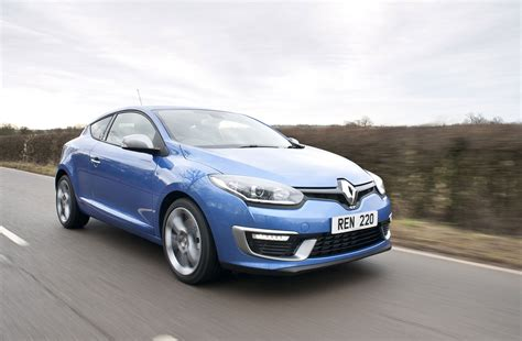 renault megane renaultsport gt  coupe  review