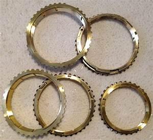 W55 W56 W58 Transmission Synchro Rings Kit Fits Toyota  U0026 39 78