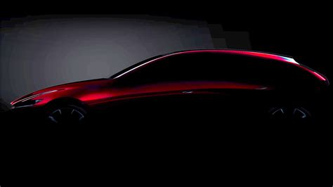 News  Mazda Teases Allnew Mazda3 Concept For Tokyo Unveil