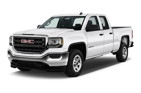 2018 Gmc Sierra 1500 Reviews And Rating  Motor Trend