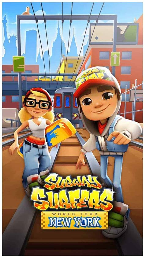 subway surfers new york 1 44 0 mod apk unlimited coins