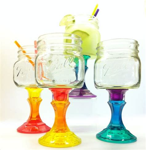 diy jar glasses 17 best images about crafts creative diy ideas on pinterest old cribs craft paint and creative