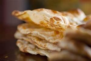 Naan - Recipe for Leavened Indian Flatbread
