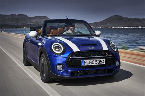 Review Mini Cooper Convertible by Mini Cooper S Convertible 2018 Review Autocar
