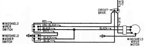 Looking For Wiring Diagram Single Speed Wiper