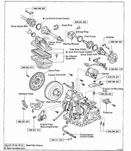 I Have A 1990 Toyota Camry How To Change A Transmission