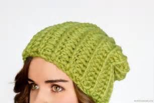 Free Chunky Crochet Beanie Hat Pattern