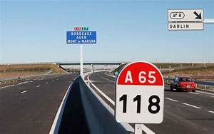Les Autoroutes En France : autoroute a65 sud ~ Medecine-chirurgie-esthetiques.com Avis de Voitures