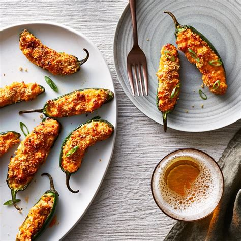 poppers fryer air recipes jalapeno recipe party bowl super healthy jalapeno peppers slices eatingwell