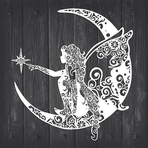 Free unicorn mandala svg, png, eps & dxf by caluya design. Fairy Svg, Mandala Svg